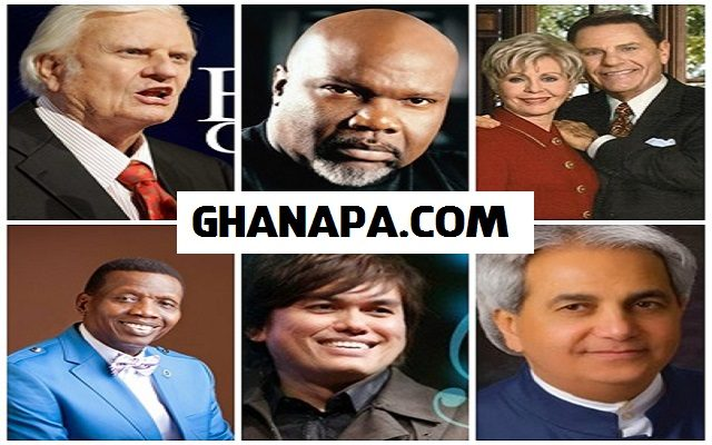 Richest Pastors in the World & Their Net Worth – 2017 List Updated