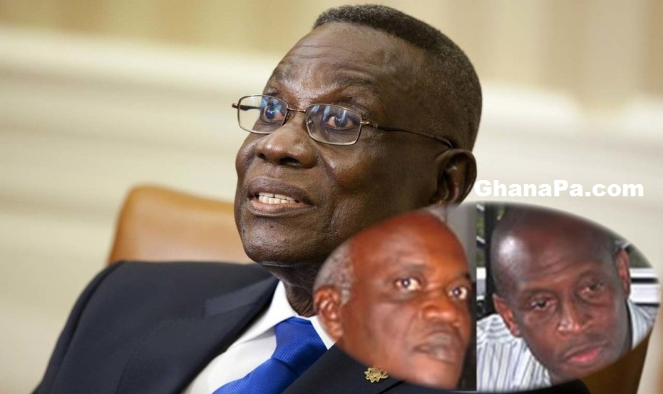Atta Mills Murder Was Planned - NDC Bloody clash [Audio]