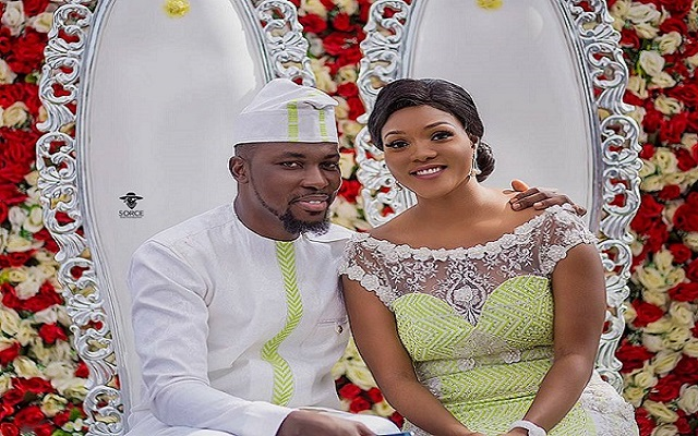 Kwame A-Plus and AkosuaVee Marriage Video & Photos