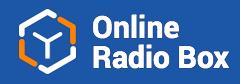 online radio box logo