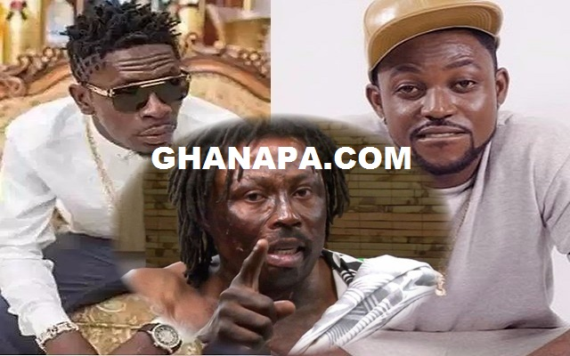 Kwaku Bonsam acts on Shatta Wale and Yaa Pono Fight [Video]