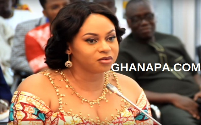 Lawyer Adwoa Safo's beauty magnetized Parliament House [Video]
