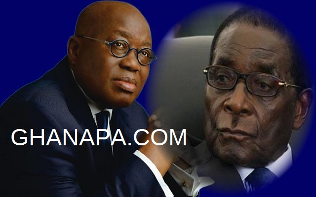 Mugabe expects Akufo-Addo as the next Kwame Nkrumah [Video]
