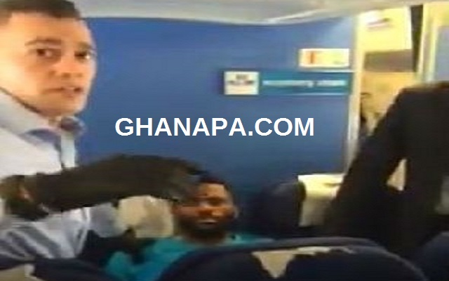 Nigerians stopped deportation by KLM & Dutch Police officers [Video]