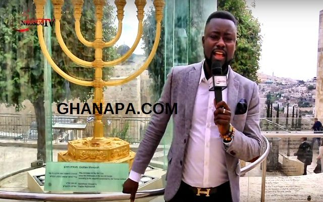 Nkosuohene in Israel 2017 - The