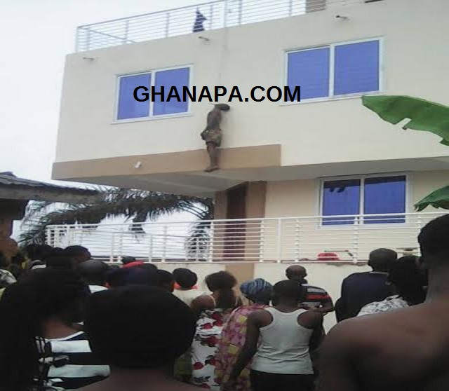 Man commits suicide at Kwahu Mpraeso