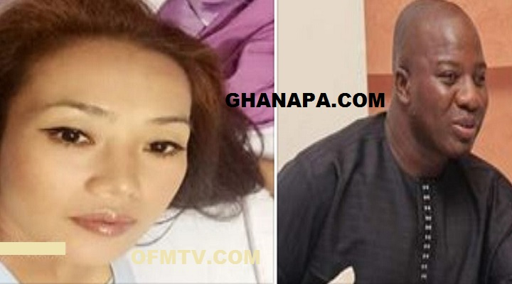 Mahama Ayariga and Chinese lady's alleged hot Se.x [Video]