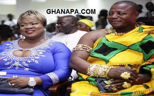 My husband is crazy about my breast - Mercy Asiedu [Video]