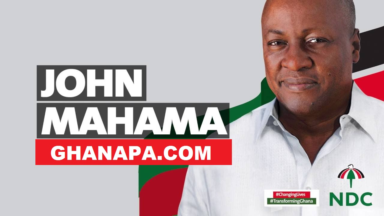 No Mahama for 2020 - Botchwey Committee report