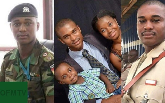 Soldier Captain Maxwell Mahama Killed at Denkyira [Full Video]