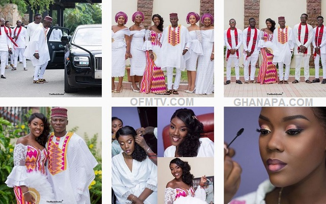 Stonebwoy's official wedding photos and videos