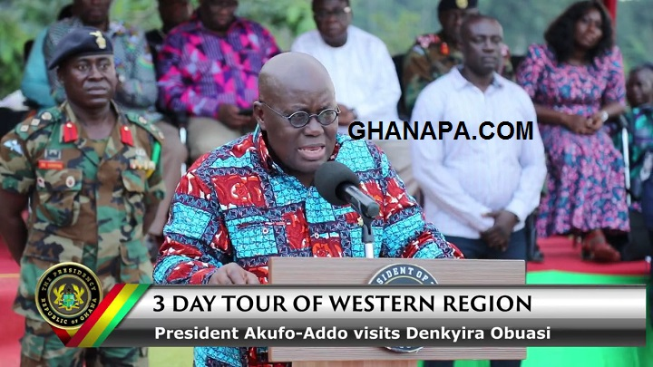 I won't abandon Denkyira-Obuasi – President Akufo-Addo [Video]