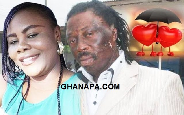 Gospel Singer Anita Afriyie affirmed LOVE with Kwaku Bonsam [Videos]