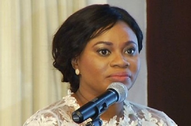 Mrs. Charlotte Osei, Chairperson of Ghana Electoral Commission