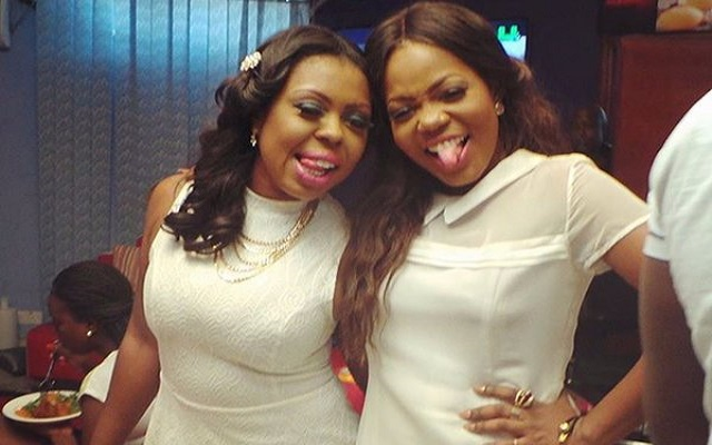 Afia Schwarzenegger (Left) And Belinda Nana Akua Amoah aka Mzbel (Right)