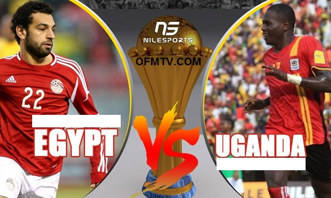 Egypt vs Uganda 1 : 0  - World Cup qualifier 2018 [Video]