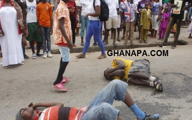 One dies in 'One Corner' dance craze in Central Region [Video]