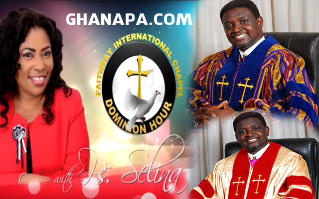 Bishop Agyin-Asare, Pastor Selina and other Ghanaian Pastors have joined the most famous secret society in history, the 'Knights Templar' [Video]