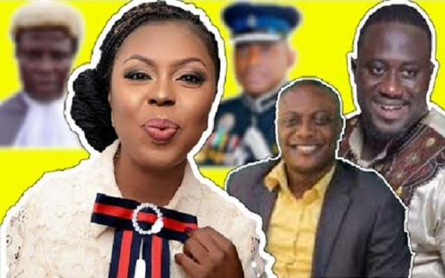 Court and Police not been fair to me - Afia Schwarzenegger cries for help [Video & Audio]