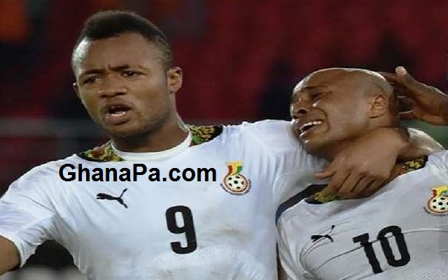 Kwesi Appiah drops Ayew brothers again, Wakaso returns for Egypt game
