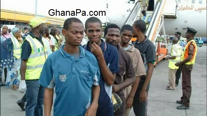 127 Ghanaian detainees in Libya arrive in Ghana [Video]