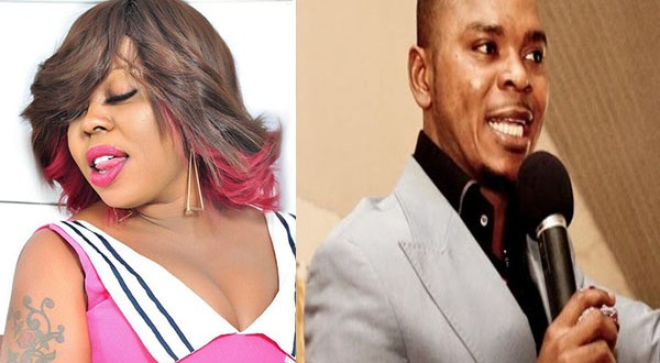 Afia Schwarzenegger challenges Obinim, Badu Kobi and others to Resurrect KABA [Video]