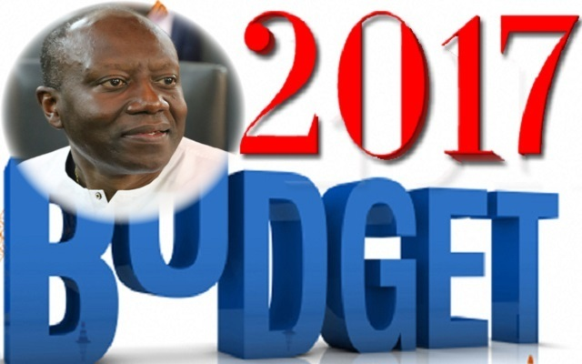 Full Text Of Ghana's 2017 - 2018 Budget By Minister for Finance, Ken Ofori-Atta