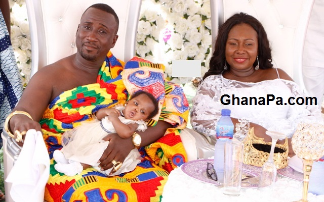47-year-old broadcaster, Gifty Anti's baby delivery was a Miracle, I Thought Having a Baby With Gifty Anti Was Impossible - Husband [Watch Full Video]