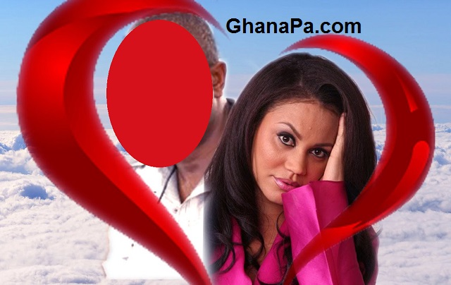 Nadia Buari's hidden Lover is uncovered, alleged Father of Nadia Kids