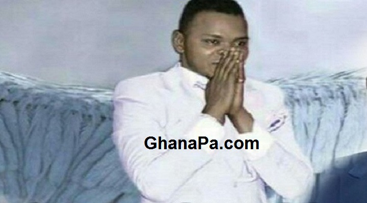 Bishop Obinim Attempts to Fly Away, Ghanaians Almost Lost An Angel [Watch Full Video]