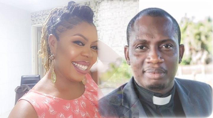 Afia Schwarzenegger insults Counselor George Lutterodt [Video]