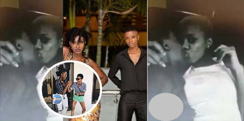 Ebony & Frank Kuri allegedly kissing and romancing [Watch Full Video]