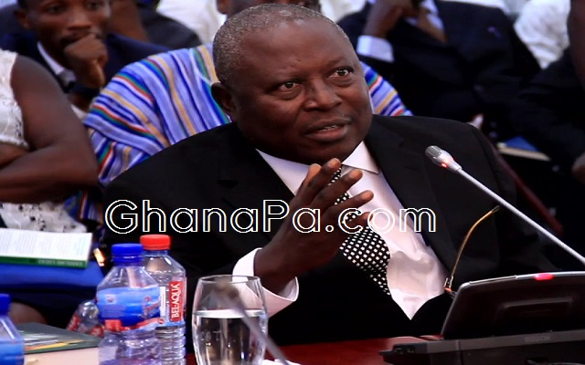 Martin Amidu reveals how he got his five names