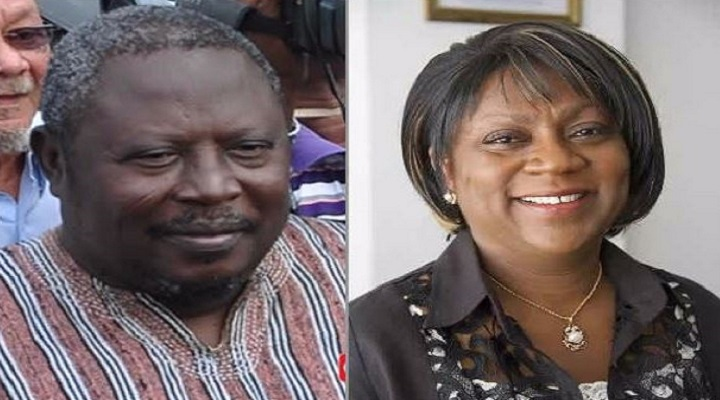 Dr. Valerie Sawyerr jabs Martin Amidu in new write up