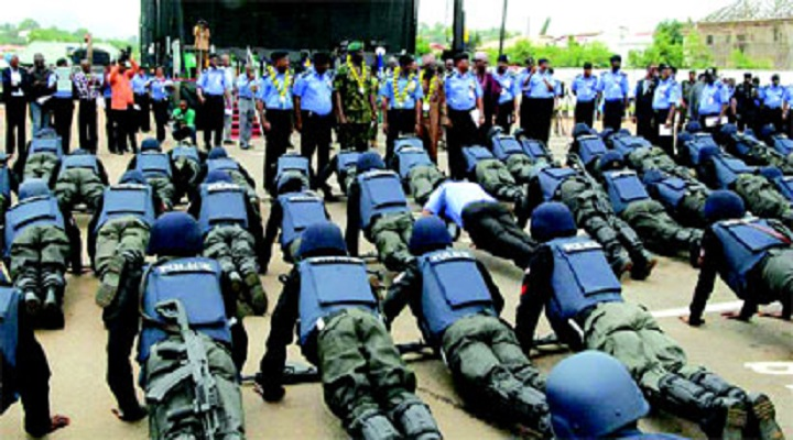 61% of Nigerians endorse creation of state police – Survey