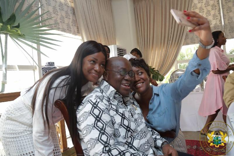 President Akufo-Addo's 74th Birthday Celebrations Photos