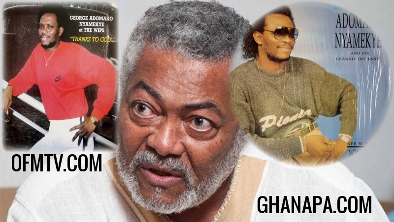 Ex-President Jerry John Rawlings Exposed By Nana Adomako Nyamekye [Watch Full Video]
