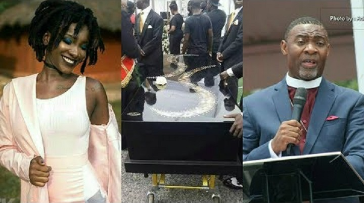 Ebony's black coffin shocked me - Rev. Dr. Lawrence Tetteh [Watch Full Video]