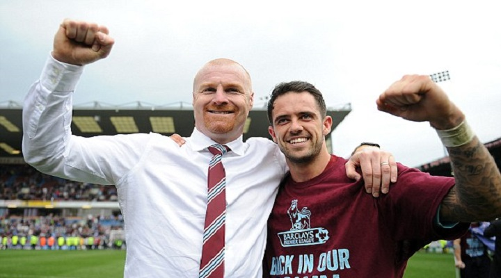 Premier League: Burnley manager Sean Dyche calls on side to challenge for top-six position