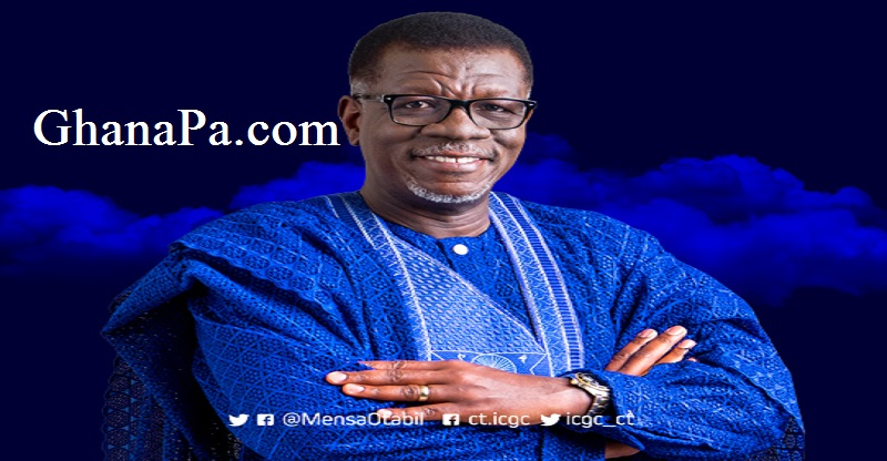 Dr. Mensa Otabil - founder of International Central Gospel Church