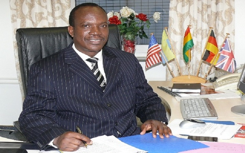 Who Is Apostle Dr. Michael Ntumy?, former Chairman of the Church of Pentecost Worldwide