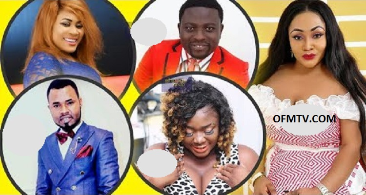 Ernest Opoku and Bro. Sammy Exposed for sleeping with the same set of female celebrities [Video]