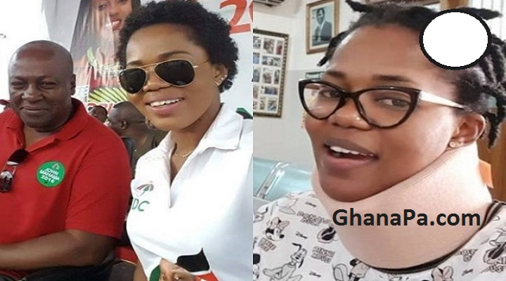 I have learnt my lessons after NDC neglected me – Mzbel