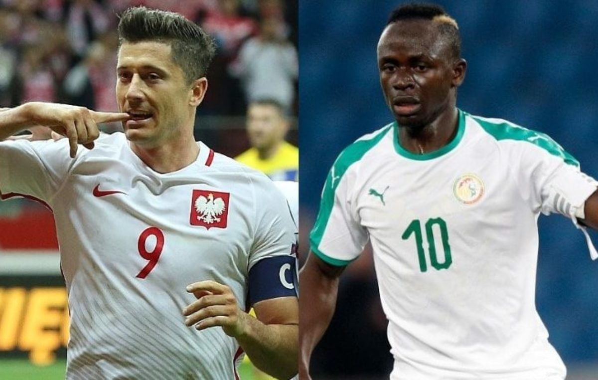 Poland vs Senegal 1:2 Final Score - 2018 FIFA World Cup Russia™ Group H
