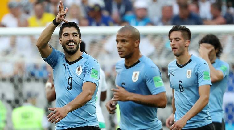 World Cup - Group A - Uruguay vs Saudi Arabia