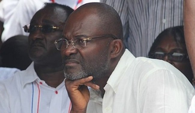 Member of Parliament for the Assin Central, Kennedy Agyapong