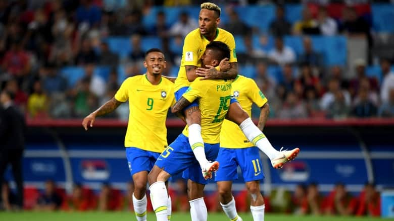 Brazil vs Mexico: Brazil beat Mexico 2-0 to reach quarter-finals at 2018 FIFA World Cup