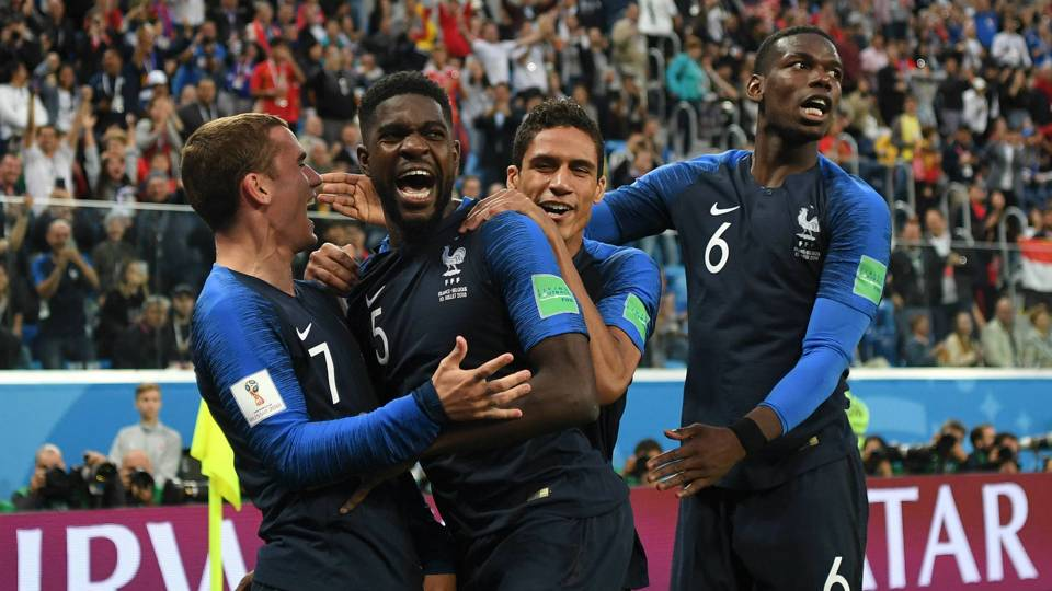 France vs Croatia: France overpower Croatia 4-2 to win FIFA World Cup 2018 Final Trophy [Photos & Video]