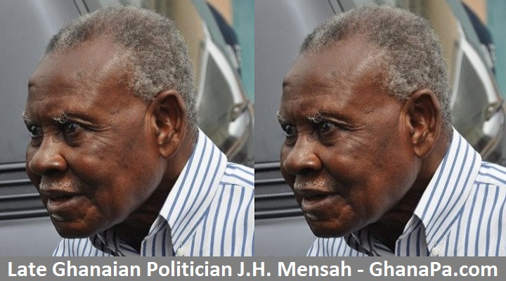 Ghanaian Politician J.H. Mensah has died at age 89 [Video]