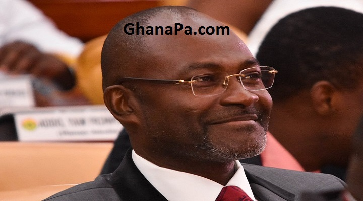 Appoint me as new EC Boss - Kennedy Agyapong